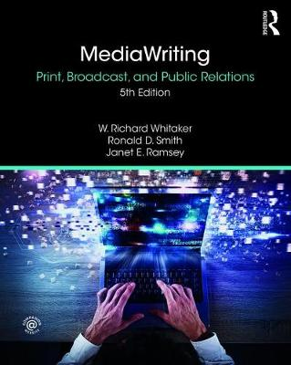 MediaWriting: Print, Broadcast, and Public Relations book