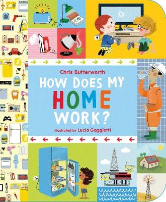How Does My Home Work? book