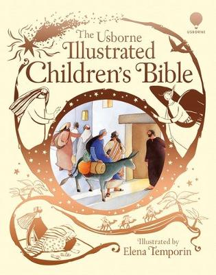 Usbourne Illustrated Children's Bible by Heather Amery