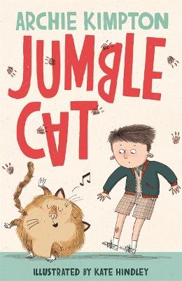 Jumblecat book