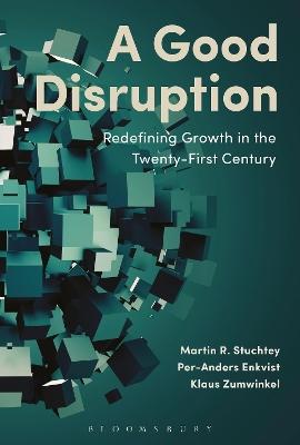 A Good Disruption by Martin Stuchtey