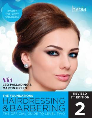 Hairdressing and Barbering, The Foundations: The Official Guide to Level 2 book