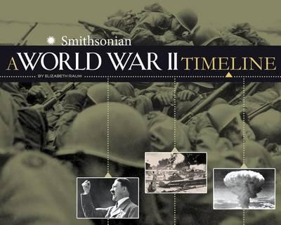 World War II Timeline book