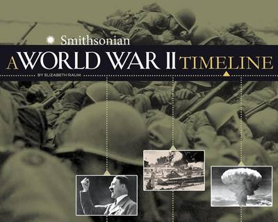 World War II Timeline by ,Elizabeth Raum