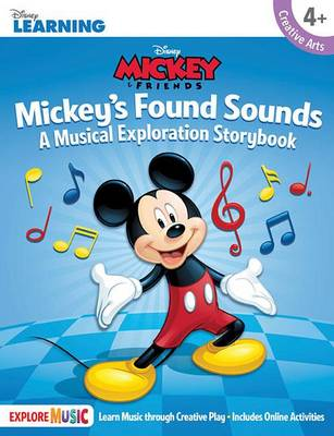 Mickey's Found Sounds by Hal Leonard Publishing Corporation