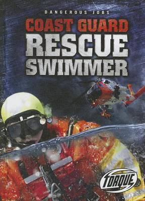 Coast Guard Rescue Swimmer by Nick Gordon