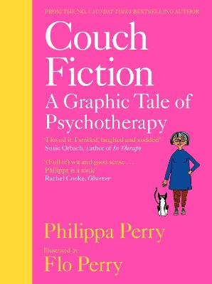 Couch Fiction: A Graphic Tale of Psychotherapy book