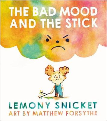 Bad Mood and the Stick book