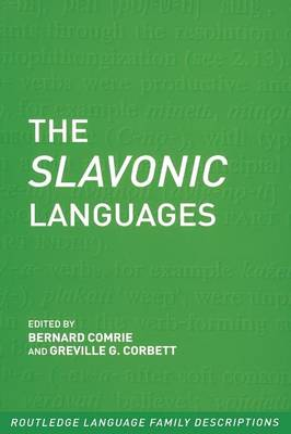 Slavonic Languages book