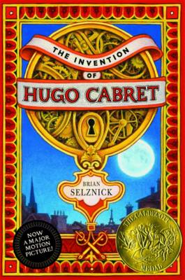 Invention of Hugo Cabret book