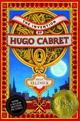 Invention of Hugo Cabret book