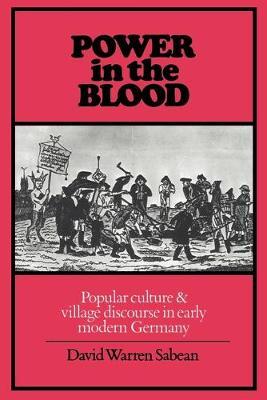 Power in the Blood by David Warren Sabean