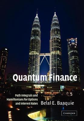Quantum Finance book