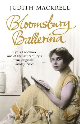 Bloomsbury Ballerina book