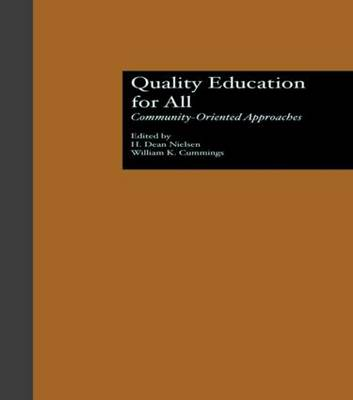 Quality Education for All book