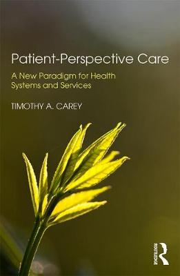 Patient-Perspective Care book