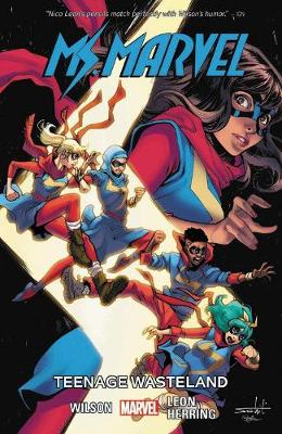 Ms. Marvel Vol. 9 by G. Willow Wilson