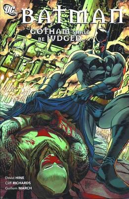 Batman Gotham Shall Be Judged TP by Fabian Nicieza