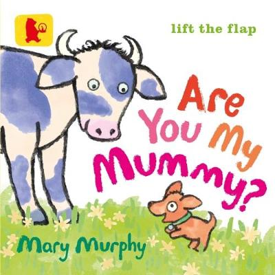 Are You My Mummy? book
