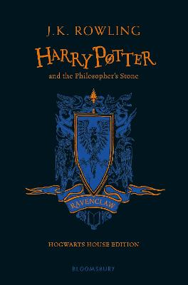Harry Potter and the Philosopher's Stone - Ravenclaw Edition book