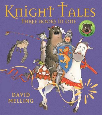 Knight Tales by David Melling