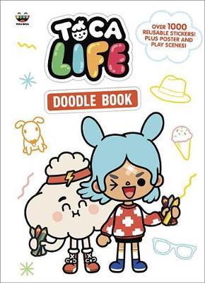 Toca Life Doodle Book (Toca Boca) by Golden Books
