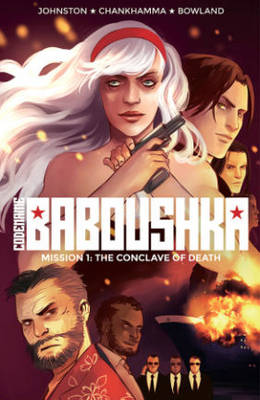 Codename Baboushka Volume 1 by Antony Johnston
