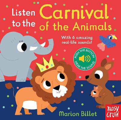Listen to the Carnival of the Animals book