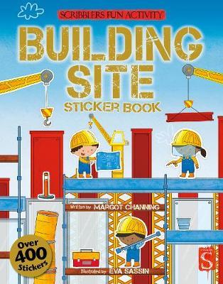 Scribblers Fun Activity Building Site Sticker Book book