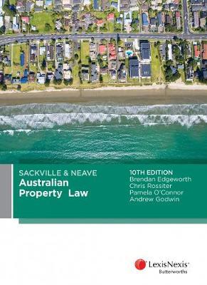 Sackville & Neave Australian Property Law book
