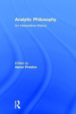 Analytic Philosophy book