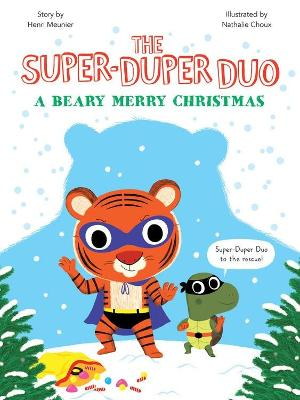 A Beary Merry Christmas by Henri Meunier