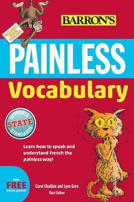 Painless Vocabulary book