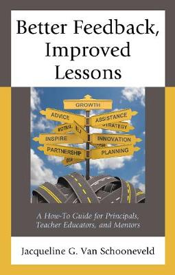 Better Feedback, Improved Lessons book