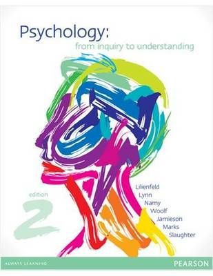 Psychology: From Inquiry to Understanding by Scott, O. Lilienfeld