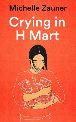 Crying in H Mart book