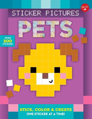 Sticker Pictures: Pets by Walter Foster Jr. Creative Team