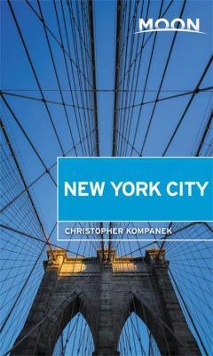 Moon New York City (First Edition) by Christopher Kompanek