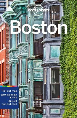 Lonely Planet Boston book