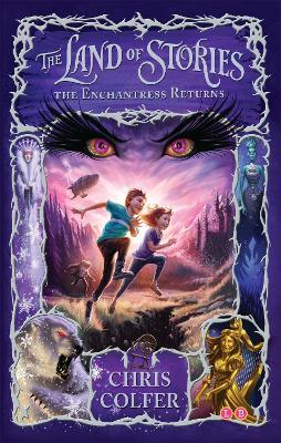 Land of Stories: The Enchantress Returns book