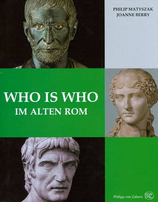 Who Is Who Im Alten ROM by Joanne Berry