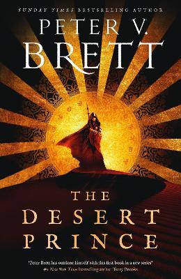The Desert Prince book