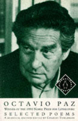 Selected Poems by Octavio Paz