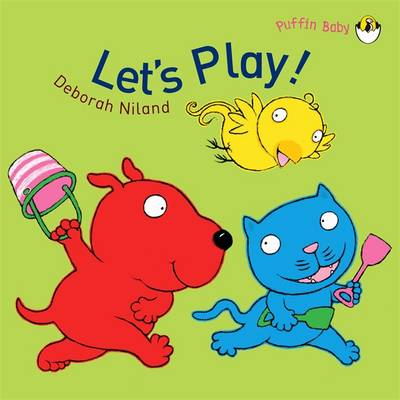 Let's Play! by Deborah Niland