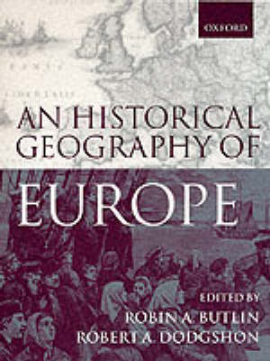 Historical Geography of Europe book