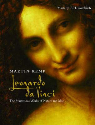 Leonardo da Vinci by Mr Martin Kemp