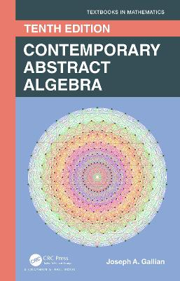 Contemporary Abstract Algebra book