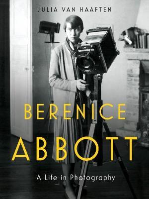 Berenice Abbott book