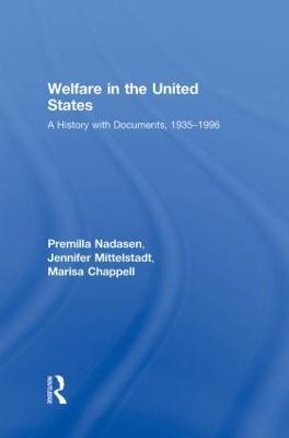 Welfare in the United States by Premilla Nadasen