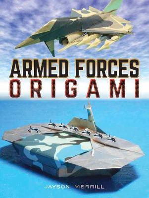 Armed Forces Origami book